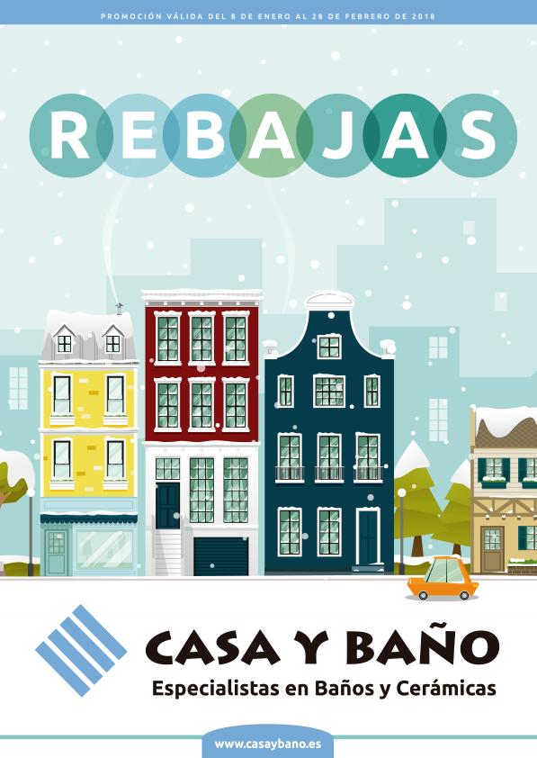 Rebajas Casa y Baño (Enero-Febrero 2018)